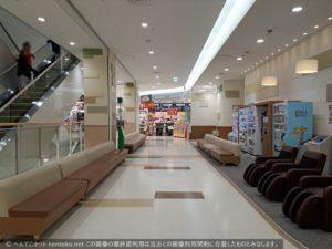 イトーヨーカドー ららぽーと横浜店 3階休憩所