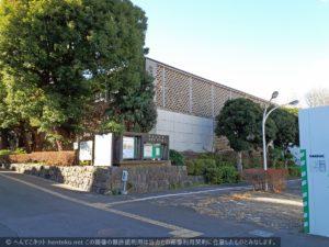 神奈川県立図書館(工事中なので後日撮り直す)